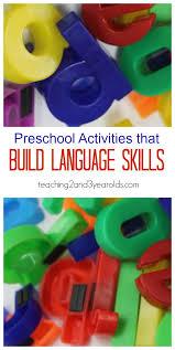 language development activities