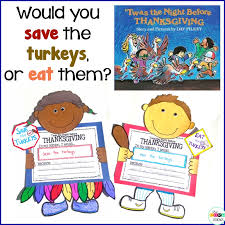 twas the before thanksgiving interactive read aloud lessons