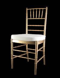 gold chiavari chairs rental depot party station inc rochester minnesota gold