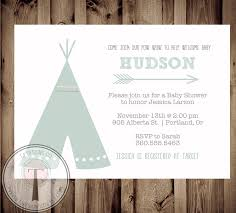 photo coed barbecue baby shower invitations image
