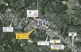glen allen va westpark shopping center retail space inventrust