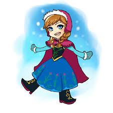 anna frozen chibi frozen image frozen 36287169 500 500 jpg