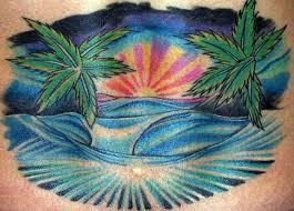 beach tattoo images u0026 designs