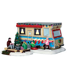 lemax christmas road trip sku 65162 was released in 2016 as a
