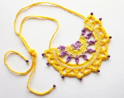 crochet necklace images Diy crochet necklace archives jakigu jpg