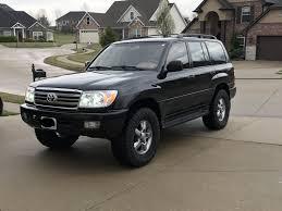 lexus lx470 body kit 98 07 lexus lx470 custom expedition vehicle build u2026 pinteres u2026