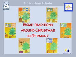 christmas traditions in germany authorstream