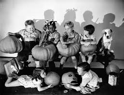 classic halloween movies the academy u2014 our gang members halloween 1930s front row
