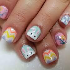94 best easter nail designs images on pinterest easter nail art