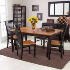 Black Kitchen Table Chairs by Strikingly Ideas Black Kitchen Table And Chairs Brilliant Design