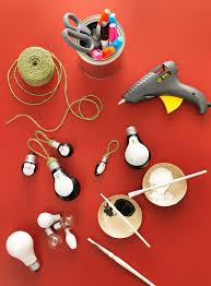 10 quick christmas craft ideas the home depot light bulb