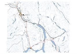 Shortest Route Map by Road Less Traveled U2013 Osm Routing How To Geoprism