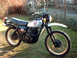 yamaha xt500 factory service repair manual 1975 1983