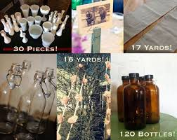 used wedding supplies used wedding supplies vintage used wedding decorations for sale
