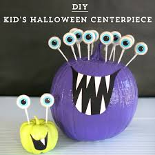 Halloween Centerpieces Diy Kids U0027 Halloween Centerpiece Evite