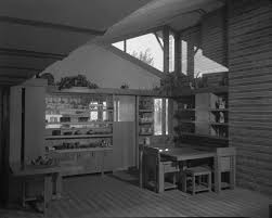 frank lloyd wright houses 5 of his underrated structures fortune interior view showing the dining room in 1937