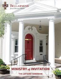 2016 captains u0027 handbook by bellarmine jesuit retreat house issuu