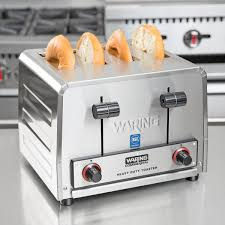 4slice Toasters Wct805 Heavy Duty 4 Slice Toaster 240v