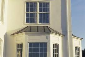 How To Put Curtains On Bay Windows How To Hang A Curtain Rod On A Bay Window Home Guides Sf Gate