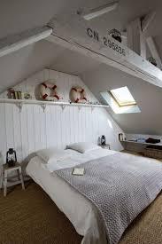 deco chambre mer normandie maison normande typique déco bord de mer nautical