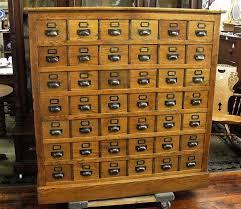 index card file cabinet awesome golden oak card index filing cabinet wine rack 243669 card