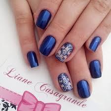 16 best cobalt nails images on pinterest enamels cobalt blue