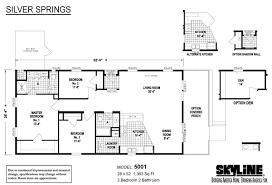 silver springs 5001 by skyline homes