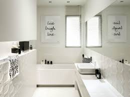 black and white bathroom tile designs these modern bathroom tile designs will inspire the most reluctant