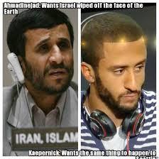 Kapernick Meme - kaepernick ahmadinejad weknowmemes generator