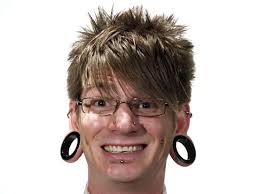 stretched out your earlobes there s cosmetic surgery for that