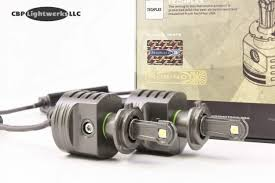 Led Bulbs For Fog Lights by Morimoto 2stroke H7 Led Bulbs Cbp Lightwerks Llc