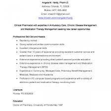 free sle resume exles objective for pharmacyhnician resume imposingh senior certified