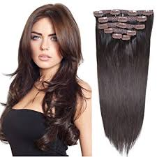 real hair extensions 16 clip in hair extensions real human hair