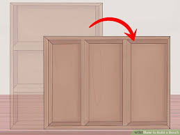 How To Build A Garden Bench 3 Ways To Build A Bench Wikihow