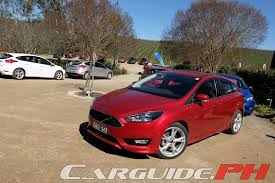 ford focus philippines six awesome features of the 2016 ford focus carguide ph