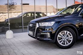 Audi Q7 Suv - audi q7 e tron the mother of all suv u0027s