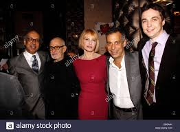 jim parsons new york george c wolfe larry kramer ellen barkin joe mantello and jim