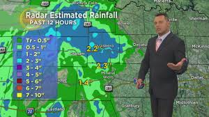 Dallas Weather Map by Morning Weather Forecast With Jeff Jamison Cbs Dallas Fort Worth