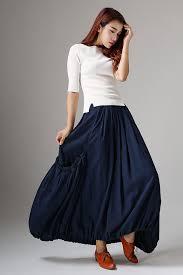 women s skirts womens skirts maxi skirt skirt linen skirt pleat