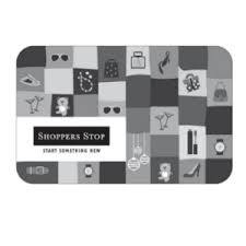 discount e gift cards shoppers stop gift card 10