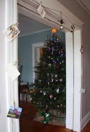 17 apart how to diy hanging holiday card display