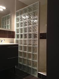 brique de verre cuisine cuisine cloison briques de verre deco 2017 avec brique de verre