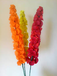 crepe paper flowers nits arts and crafts crepe paper flowers