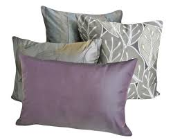 Throws And Cushions For Sofas Plum Purple Pillow Contemporary Decorative Throw Pillows Solid