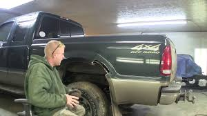 Classic Ford Truck Body Panels - ford super duty pickup bed side repairs start of repair youtube