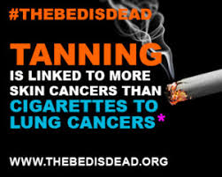 Do Tanning Beds Cause Cancer Facts The Bed Is Dead