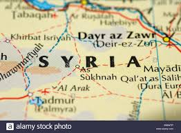 Palmyra Syria Map by Map Of Syria Stock Photos U0026 Map Of Syria Stock Images Alamy