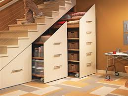 Bedroom Storage Cabinets by Adorable Space Saving Bedroom Under Stair Storage With Smart Under