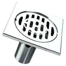 Bathroom Shower Drain Covers Bathroom Shower Drain Covers Square Cover Stainless Steel Floor