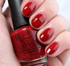 opi red nail polish names first date at the golden gate a gorgeous